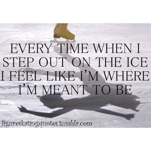 On the ice #quote