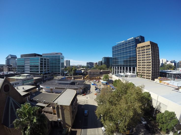Civic Place - Parramatta Square 5 May 2015. Parramatta City Council, Research and Collection Services