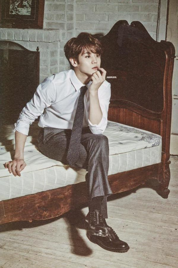 BEAST 2015 SEASON'S GREETINGS | FROM PAST TO PRESENT | YOSEOB