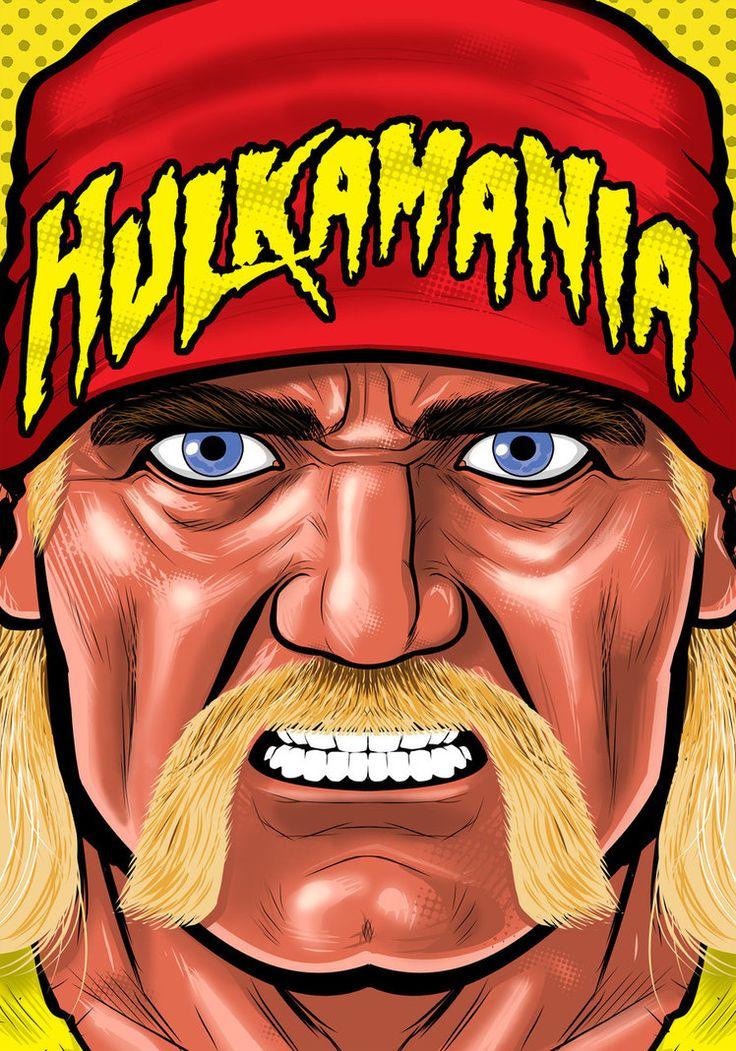 Hulk hogan logo-6792