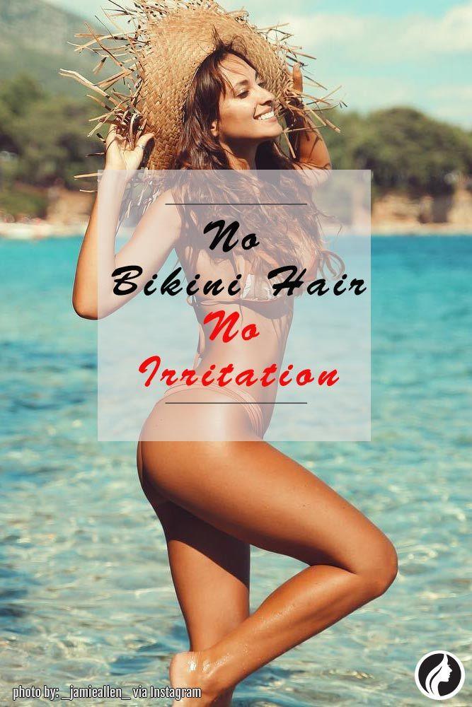 Bikini Cooter Leg Privates Shave