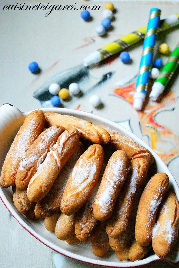 Beignets alsaciens : les Schenkele de ma Grand-Mère !