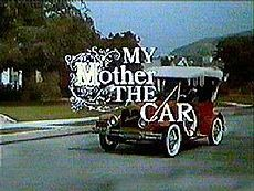 My Mother the Car is an American fantasy sitcom which aired for a single season on NBC between September 14, 1965 and April 5, 1966. A total of thirty episodes were produced by United Artists Television.