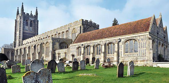 Long Melford, Suffolk