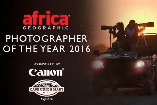 Week 20: Africa Geographic Photographer of the Year 2016.