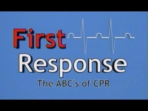 First Aid Training Video - How To Perform ABC's of CPR (Adult Episode)