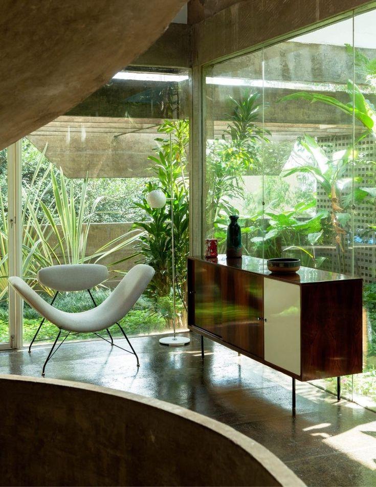 The São Paulo home of Julio Roberto Katinsky