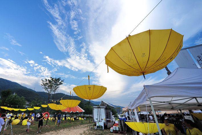 9화. 전국에서 함께 한 노란우산 프로젝트