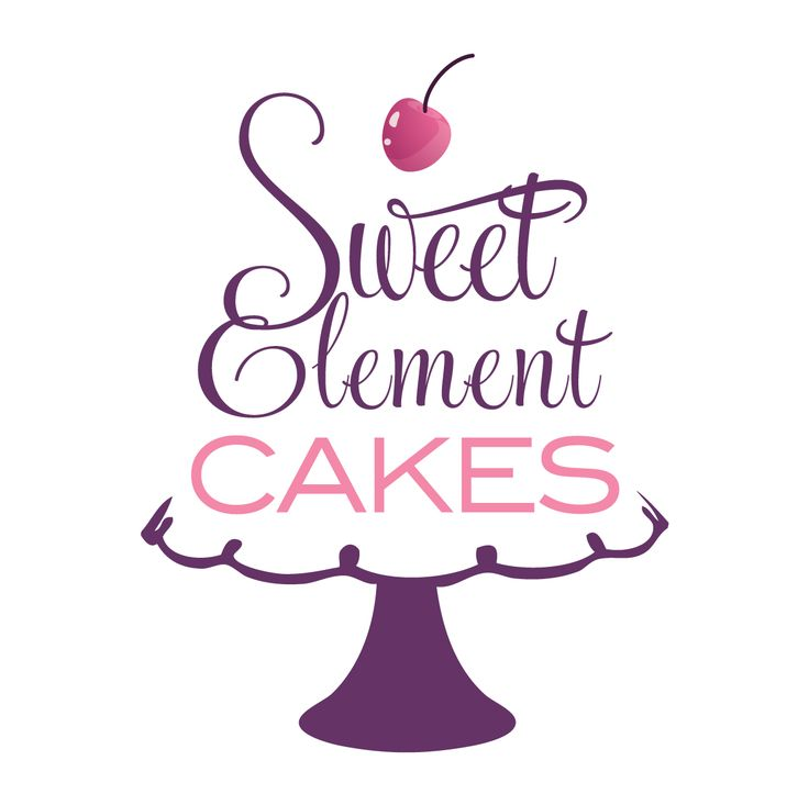 Cake Company Logo Design : 14 best L O G O S images on Pinterest Logo ideas ...