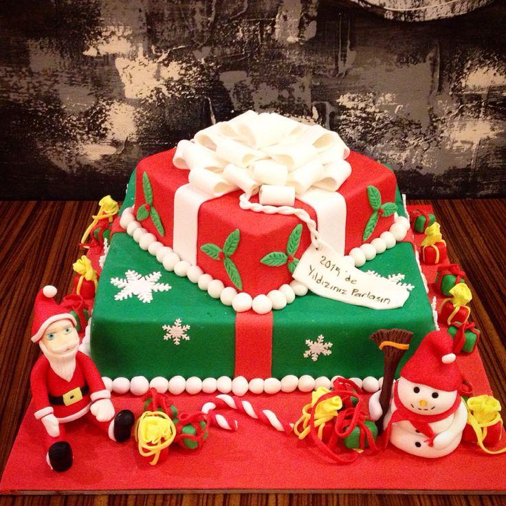 Noel cake Pileki