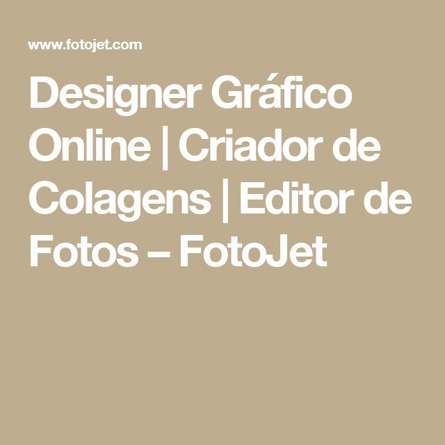 Designer Gráfico Online   Criador de Colagens   Editor de Fotos – FotoJet
