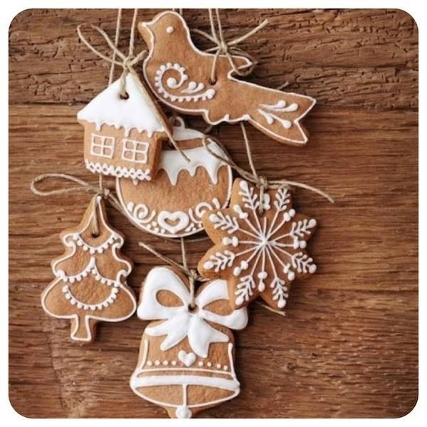 Os Biscoitos de Natal mais lindos   Vídeos e Receitas de Sobremesas