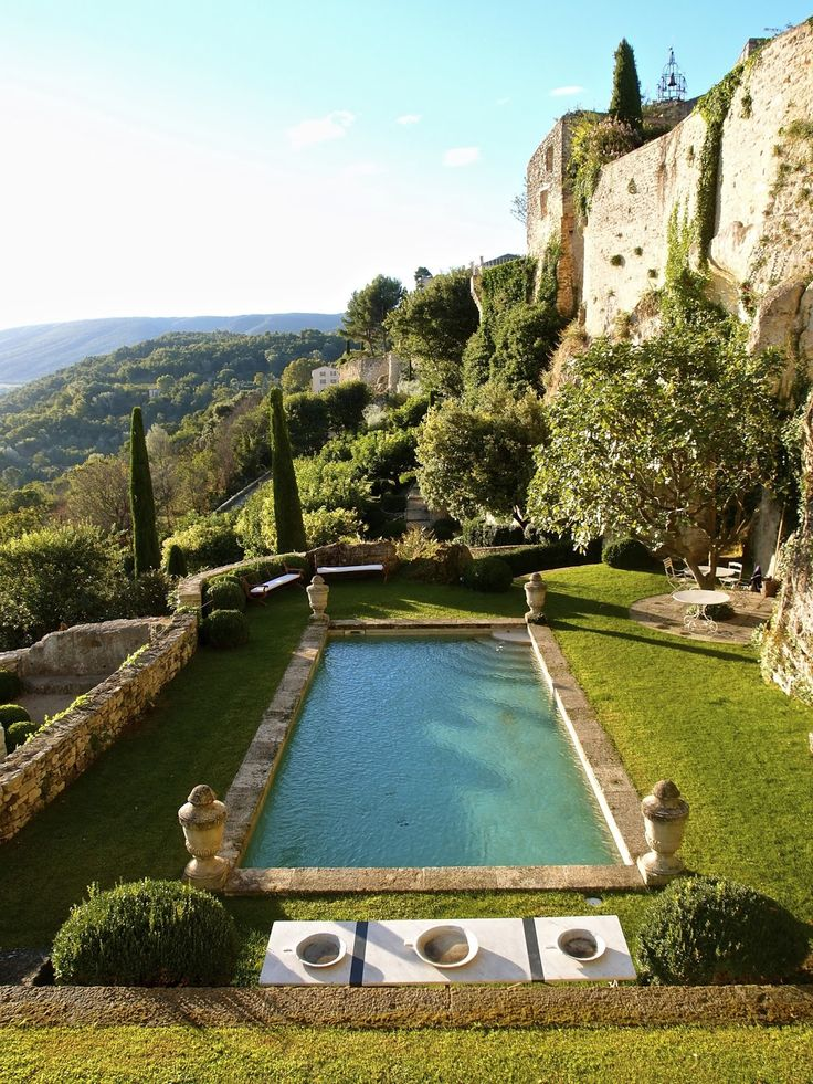 landscapes provencale jardin a collection of ideas to try about other gardens hedges and. Black Bedroom Furniture Sets. Home Design Ideas