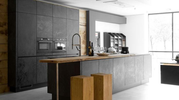 AlnoStar Cera www.facebook/TECHNODESIGN.MA. | #Architecture #Design #Kitchen #Cuisine#Tendance #Céramique #Intérieur#Meubles cuisine #Contemporain