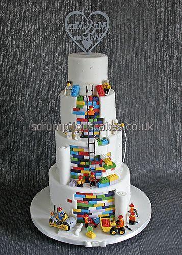 Brandon hamilton alison montoya wedding cakes