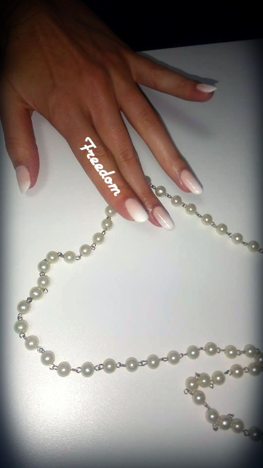 French Ombre Manicure