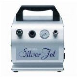 For More Information Click The Link Below  Iwata-Medea Studio Series Silver Jet Single Piston Air Compressor http://RCModelAirplanes.newsintechnologys.com/rc-model-airplanes/iwata-medea-studio-series-silver-jet-single-piston-air-compressor-reviews/