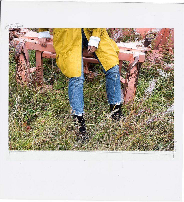 angelebaby switzerland arolla yellow zara trench