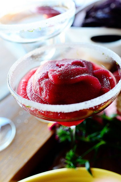 Blackberry Margaritas by Ree Drummond / The Pioneer Woman. When the ...