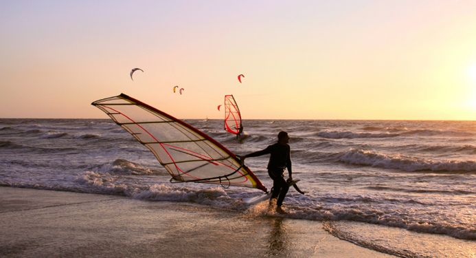 Sport acquatici per vacanze estive: