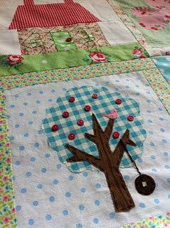 239 best arboles images on Pinterest | Crafts, Buntings and Ideas : apple tree quilting - Adamdwight.com