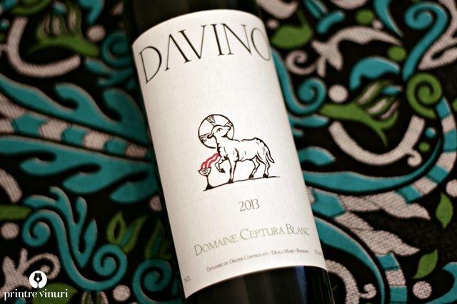 Domaine Ceptura Blanc 2013 Davino