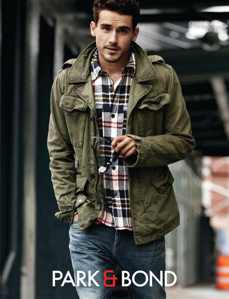 men's clothingMen Clothing, Casual Outfit, Men Style, Fall Jackets, Men Fashion, Plaid Shirts, Man Clothing, Guys Outfit, Man Style