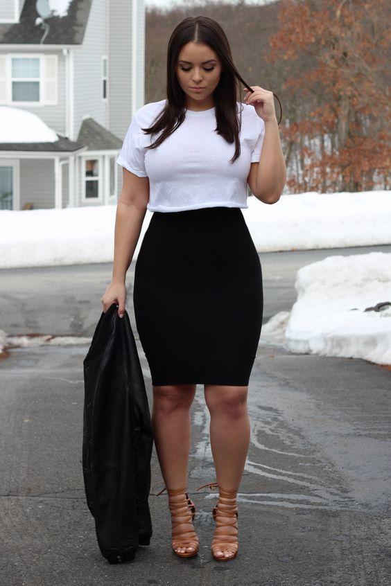 Flaunt yo curves | http://www.hercampus.com/school/ufl/gator-glam-petite-curvy-girls-guide-fashion