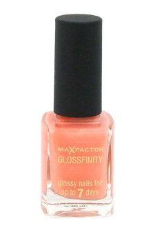 Glossfinity Nail Polish - # 100 Candy Floss Max Factor 11 ml Nail Polish Women