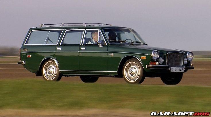 VOLVO 165 | Volvo 164E (1972) | Garaget