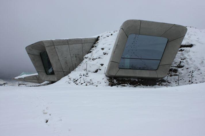 MMM Corones, Kronplatz, Bruneck, Südtirol, Reinhold Messner