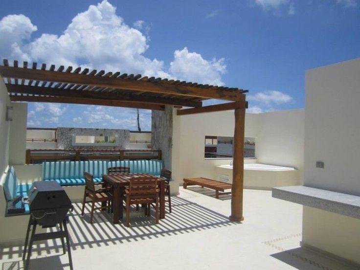 45 mejores im genes sobre terraza apto en pinterest - Terraza con jacuzzi ...