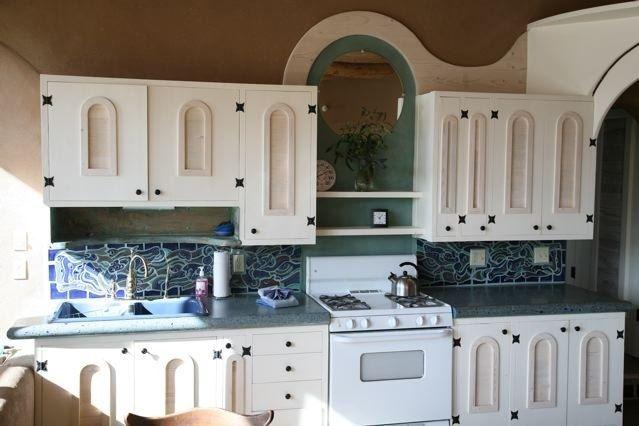 47 Best Blue Amp White Tiled Kitchen Images On Pinterest