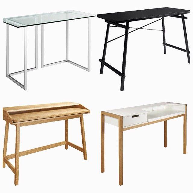 Behöver din arbetsplats uppdateras? På Habitat har vi många fina skrivbord i olika prisklasser och med olika funktioner, kanske behöver du ett stort skrivbord med plats för mycket eller ett litet smalt för små vrår, kanske ett med lådor eller utdragbar skiva? Nu har vi fått in många av vårens nyheter både till Skrapan och Täby C. Vi ses i butikerna! Nic+Lagon pris från 1.780kr, Fokko 3.489kr, St. James 4.990kr, Farringdon 3.500kr #habitatsverige #nyhetpåhabitat