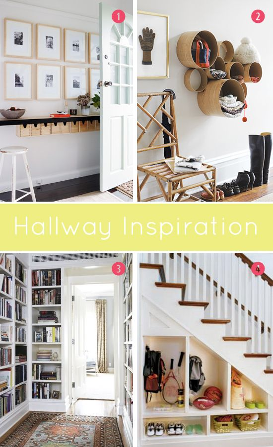 I want to remember Pic #4, use that space under the stairway