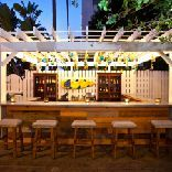 The Bungalow   Santa Monica - for margaritas and fish tacos while watching the sunset