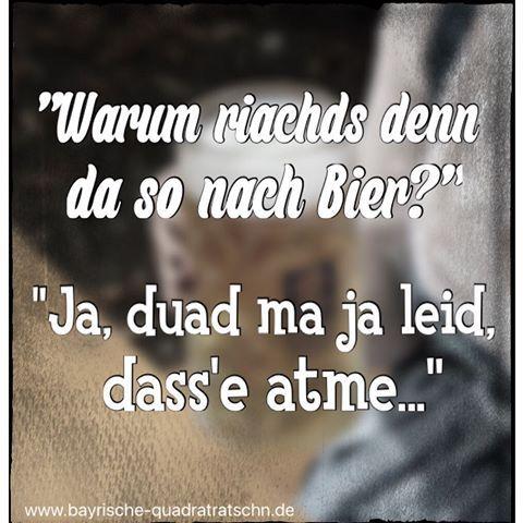 Bayerische Witze Sprüche
