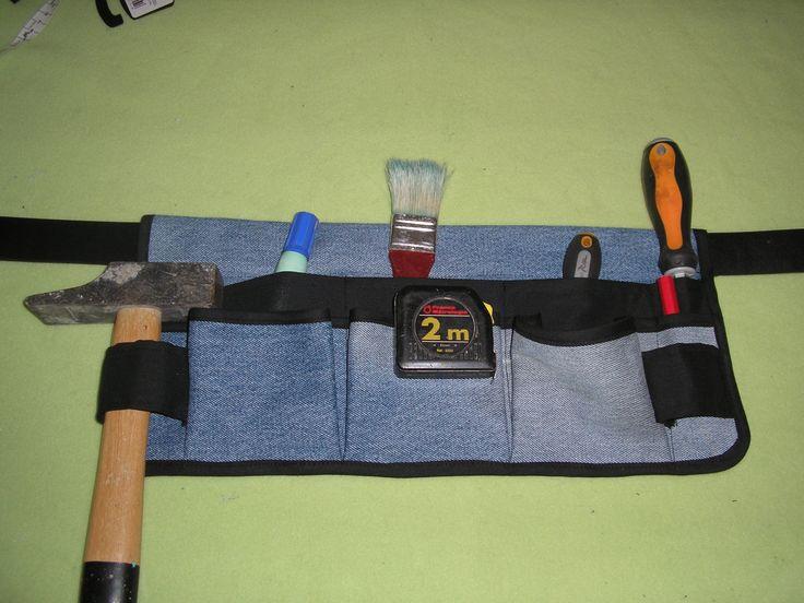 tuto de la ceinture porte outils le blog de sophie papa et maman id es de cadeaux. Black Bedroom Furniture Sets. Home Design Ideas