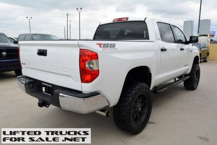 2014 Toyota Tundra SR5 TSS CrewMax Lifted Truck | Lifted Toyota Trucks ...