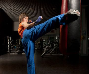tae bo help you lose weight