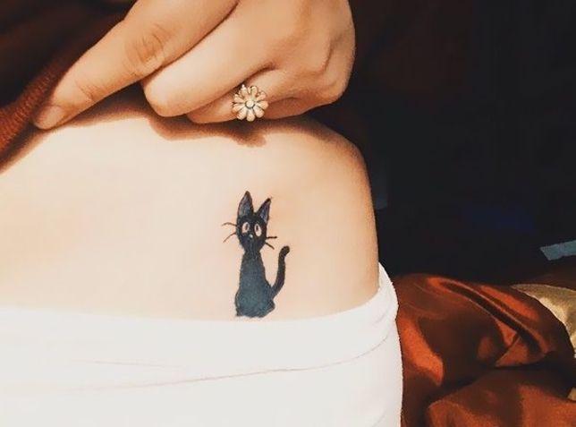 60 Tatouages Pour Les Amoureux Des Chats Pinterest Tattoo And Tatoo