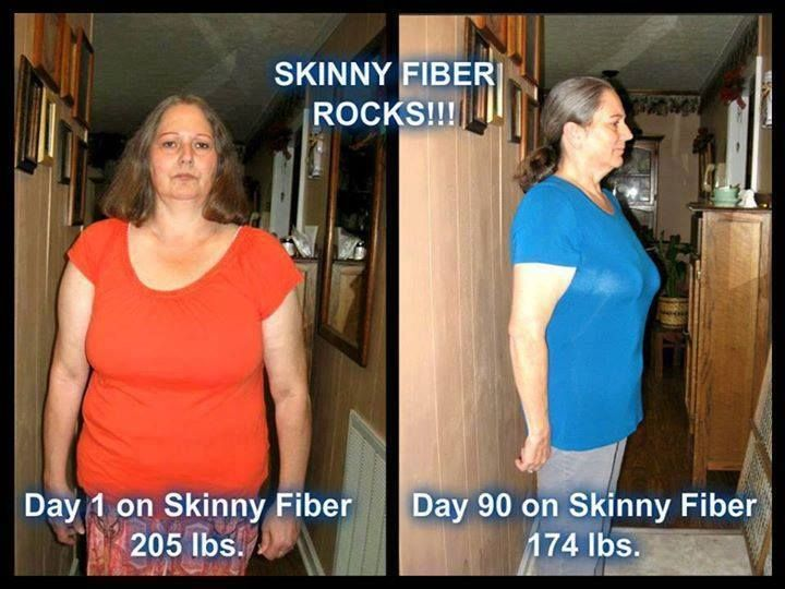 """Hey everyone, here's Stephanie! Good job! <3 Please share!! Order today right here: www.tinywithsf.com """"I started Skinny Fiber on June 29th 2013. I thought I had reached the end of my rope as far as weight loss. All my life I have been a yo-yo dieter going up and down and each time I went up heavier and heavier. I tried every diet pill and diet plan out there and nothing seeme...d to work. Then one day I was introduced to the Skinny Fiber. I was skeptical at first but then I..."""