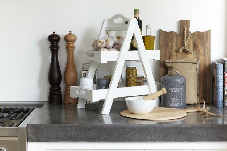Meer dan 1000 idee n over aanrecht decoraties op pinterest aanrecht decor aanrecht en keuken - Decoratie van keukens ...