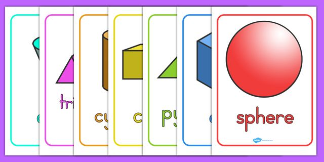 Grade - Pre-K - Year 6, Subject - Math - 3D Shape Properties Display Posters - These display posters feature a series of lovely hand drawn images to illustrate your teaching on this topic. Great for enhancing your classroom, for general display, or as discussion prompts.