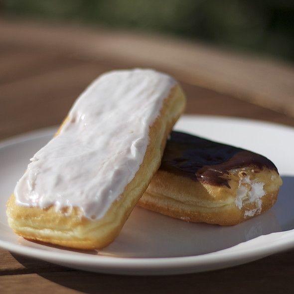 Long John Doughnut | Long John Donut at My Sisters Lil Donut Shoppe