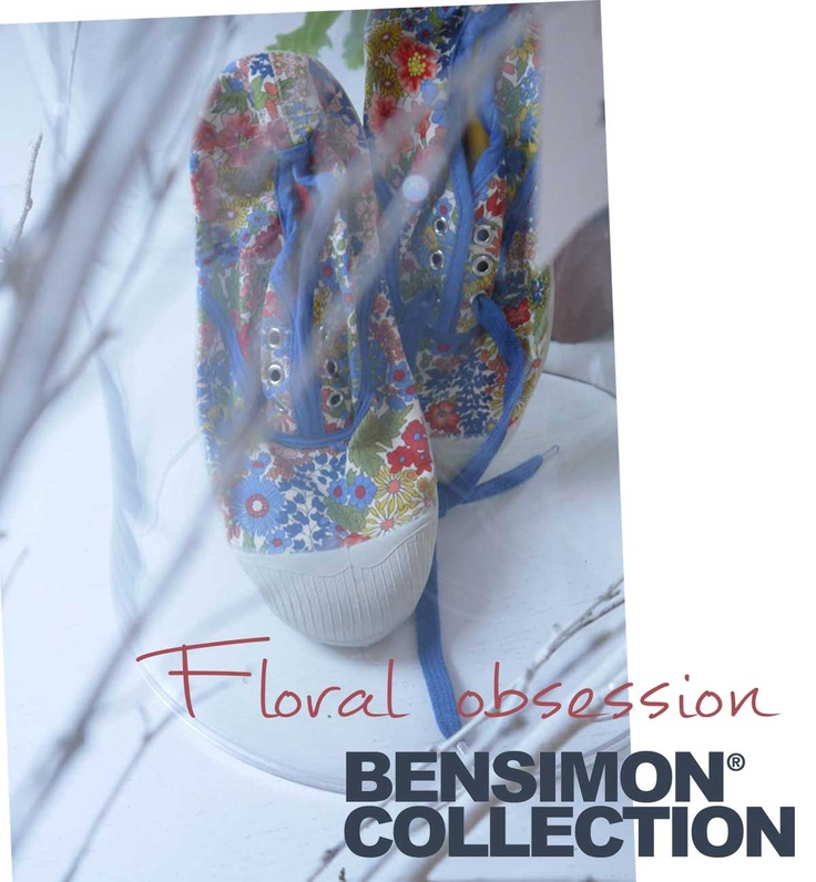 Preparing for spring with floral prints! Bensimon Greece