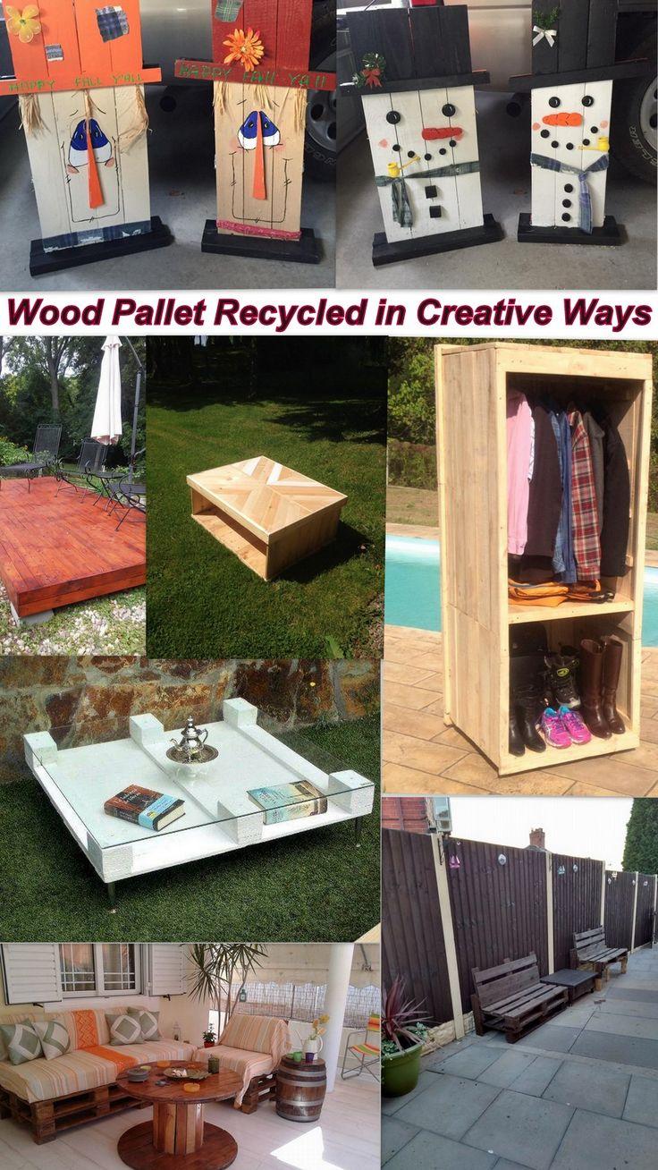 Wood-Pallet-Recycled-in-Creative-Ways.jpg (900×1600)