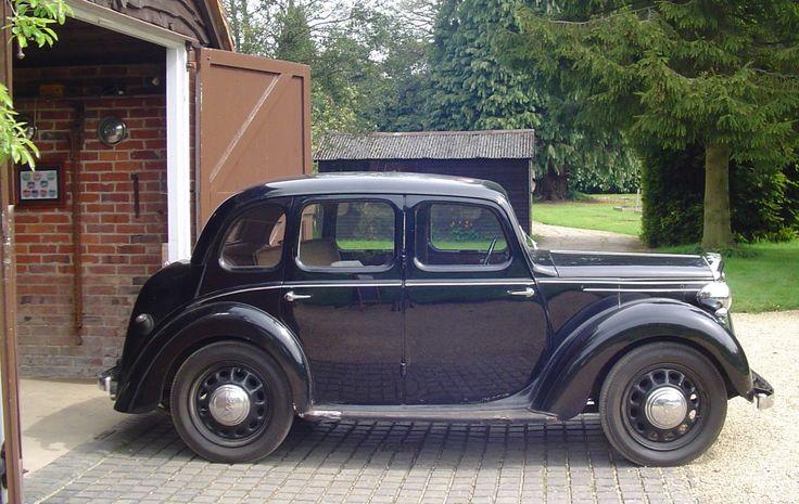 1946 Wolseley 8.3