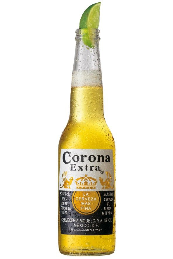 Swap Corona Extra…  We think it's fair to say that once 'beer garden it is' hits, we suddenly turn into big Corona fans, but the golden stuff isn't too kind to our waistlines.   Calories: 160