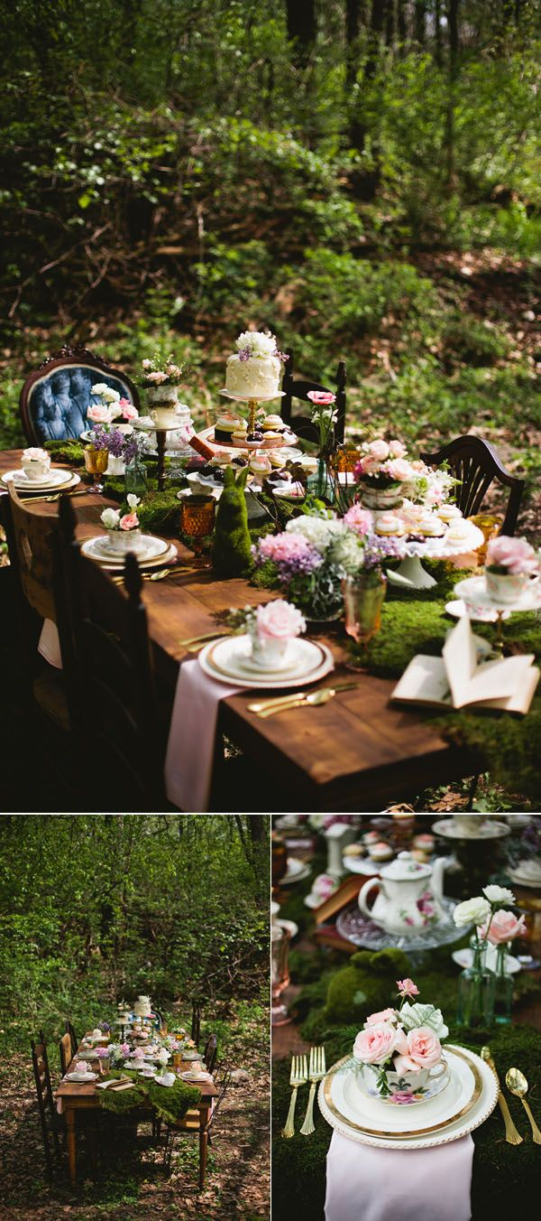 wedding decorations pictures receptions 40 stunning woodland amp forest wedding reception ideas 9141
